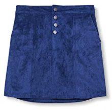 edc by Esprit 027cc1d007, Gonna Donna, Blu (Dark Blue), 42