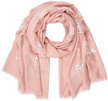 Codello 81024804, Sciarpa Donna, Rosa (Light Pink 10), Taglia unica