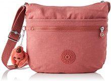 Kipling Arto - Borse a tracolla Donna, Rosa (Dream Pink), 4x29x26 cm (B x H T)