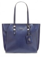 Shopping bag - bleu