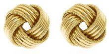 E-11036 - Orecchino da donna, oro giallo 9k (375)