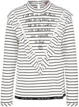 Marc Cain Additions KA 48.14 J91, T-Shirt Donna, Mehrfarbig (Black And White 910), 48
