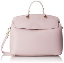 FURLA My Piper M Top Handle - Borsa Donna, Rosa (Camelia), 12x27x32 cm (B x H T)