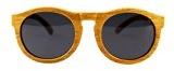 Occhiali da Sole in Legno – Stile Moscot