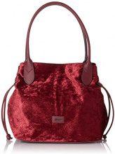 Gabor 7933, Sacchetto Donna, Rosso (Rosso (Shopper, 40)), 13x29x35 cm (B x H x T)