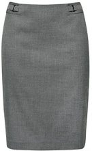 ESPRIT Collection 088eo1d005, Gonna Donna, Grigio (Anthracite 010), 42