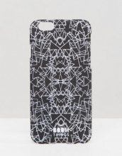 Boom Things - Custodia per iPhone 6/6s con mostri
