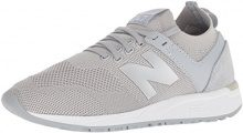 New Balance Wrl247d1, Sneaker Donna, Argento (Silver Mink), 41 EU