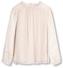 edc by Esprit 037cc1f018, Camicia Donna, Rosa (Pastel Pink), 42 (Taglia Produttore: X-Large)