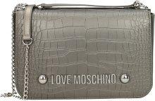 Borse a Tracolla Love Moschino Donna Grigio