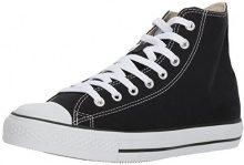 Converse Chuck Taylor Hi, Sneaker Unisex Adulto, Nero, Taglia 41.5 EU