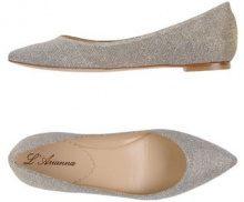 L'ARIANNA  - CALZATURE - Ballerine - su YOOX.com