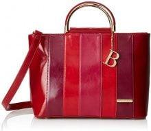 Bulaggi June Totebag - Borse Tote Donna, Rosso (Rot), 22x12x29 cm (B x H T)
