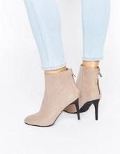 New Look - Stivaletti alla caviglia con tacco alto