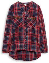 ESPRIT 097ee1f017, Camicia Donna, (Garnet Red 620), 34