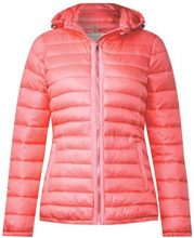 Street One 200450, Cappotto Donna, Rosa (Shell Pink 11193), 48