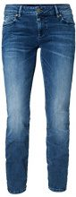 Timezone Slim SilvaTZ, Jeans Donna, Blu (Clearwater Wash 3240), 42 IT (28W/34L)