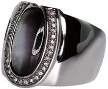 Esprit ES101992005 - Orologio da polso donna, pelle, colore: nero