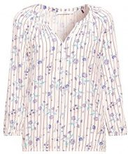 edc by Esprit 038cc1f011, Camicia Donna, Bianco (off White 110), Small