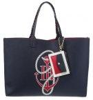 GIGI HADID  - Shopping bag - blue