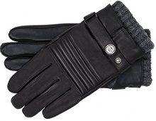 Roeckl Biker, Guanti Uomo, Schwarz (Black/Grey 008), 9.5