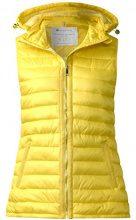 Street One 220070, Gilet da Esterno Donna, Giallo (Canary Yellow 11202), 46