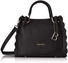Bulaggi Lynn Handbag - Borsa Donna, Nero (Schwarz), 21x11x26 cm (B x H T)