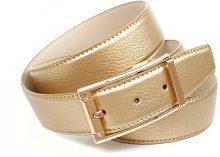 Anthoni Crown A4JBTG, Cintura Donna, Oro (Gold 016), 105 cm