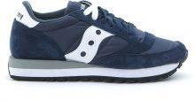 Sneaker Saucony Jazz in suede e nylon blu scuro