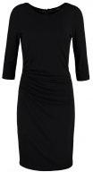 VINIMAS - Vestito di maglina - black