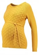 MLCRYSTA  - Maglione - chinese yellow