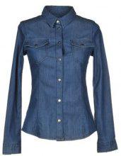 ARMANI JEANS  - JEANS - Camicie jeans - su YOOX.com
