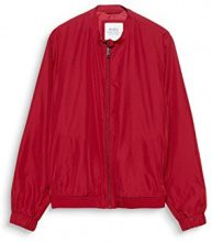 edc by Esprit 087cc1g039, Giacca Donna, Rosso (Garnet Red 620), Small