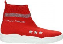 Sneakers Chiara Ferragni Donna Rosso