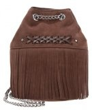 ELOISE - Borsa a tracolla - burnished brown
