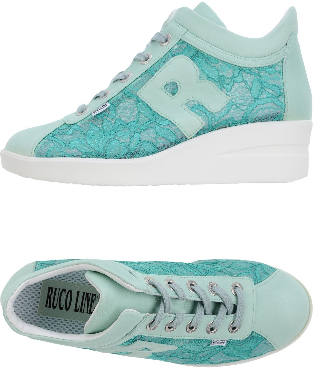 RUCO LINE - CALZATURE - Sneakers   Tennis shoes alte -  384eea0fa97