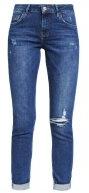 Topshop LUCAS Jeans baggy darkstone