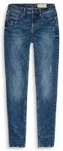 ESPRIT 097ee1b008, Jeans Skinny Donna, Blu (Blue Medium Wash 902), W28/L34