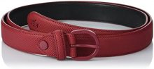 Lacoste RC0112, Cintura Donna, Rosso (Biking Red), 100