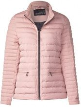 Cecil 201136, Cappotto Donna, Pink (Smoky Blush 21300), Large