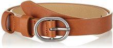 PIECES Pcdarcia Jeans Belt, Cintura Donna, Marrone Cognac, (Taglia Produttore 90|#6641)
