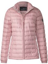 Cecil 201125, Cappotto Donna, Pink (Smoky Blush 11300), Small