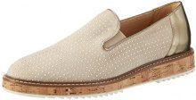 Gabor Shoes Fashion, Mocassini Donna, Beige (Sesamo/Powder 13), 38.5 EU