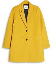 edc by Esprit 087cc1g011, Giubbotto Donna, Giallo (Brass Yellow 720), XX-Large