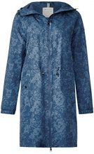 Street One 100347, Cappotto Donna, Blu (Dawn Blue 21183), 48
