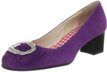 Diavolezza Celine Scarpe Con Tacco, Donna, Viola (Violett/Purple), 42