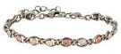 MAGIC FIREBALL - Bracciale - beige/pink