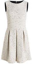 ESPRIT Collection in Tweed-Optik-Vestito  Donna, Grau (ICE 055), L (Taglia Produttore: 44)