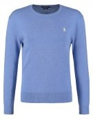 SLIM FIT - Maglione - shelter blue heather
