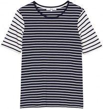 FIND 17 03 847 magliette donna, Blu (Blue), 44 (Taglia Produttore: Medium)